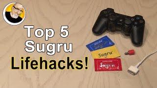 Top 5 Sugru Lifehacks!