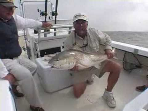 Bull Red Fish St. Simons Island GA