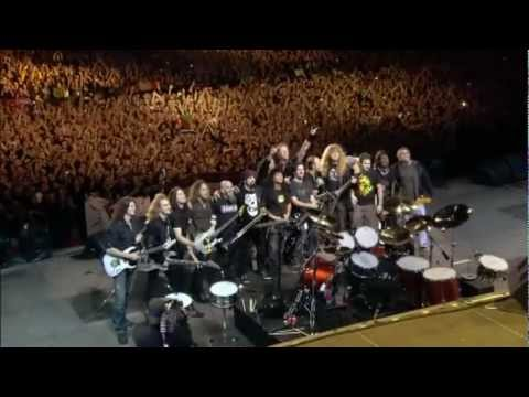 Big Four Metallica Slayer Megadeth Anthrax Documental Subtitulado