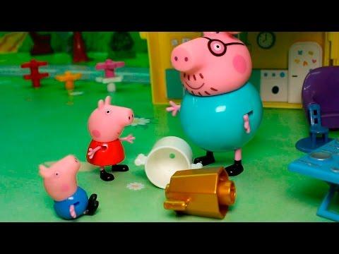 Свинка пепа мультики новый год новые серии