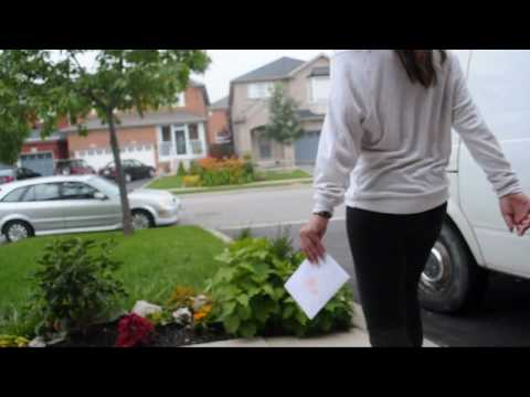 Airliner (Original) Home Made Video by Julia Sheer and Tyler Ward