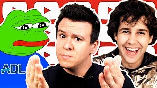 "WHAT?! ""OK"" Joins Pepe as Hate Symbol, #CancelNYT & Whistleblower Complaint Explained, David Dobrik"