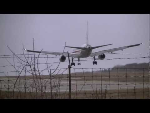 This is an American Airlines Boeing 757-200 landing at Gander International Airport from John F Kennedy International. This is plane came in after a previous...