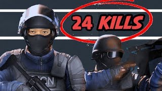 My First Time Playing Critical Ops (24 High Kill Game)