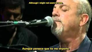 Billy Joel - Just The Way You Are - Subtitles ENG-SPA