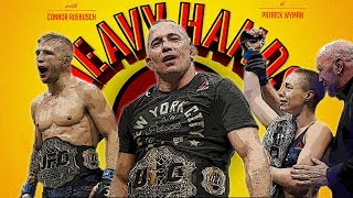 Three New UFC Champs & How They Did It (Heavy Hands #184)