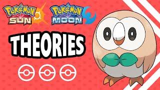 Top 5 Sun and Moon Starter Pokemon Theories
