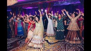 Bollywood & Tollywood Dance Mix (My Sister's Sangeet!) | Deepica Mutyala