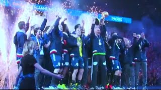 France 33:26 Norway (Final) | IHFtv Highlights & Interviews - France 2017