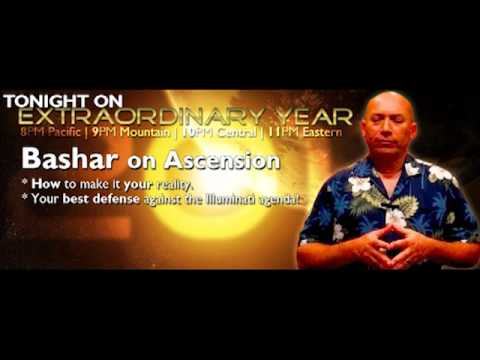 Darryl Anka: Bashar on Ascension | Extraordinary Year - October 2, 2012