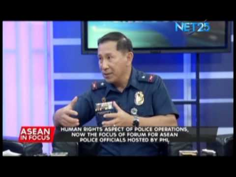 1st Southeast Asia human rights forum for police officials