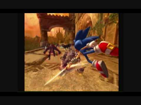 Sonic and the Black Knight Music Faraway Avalon