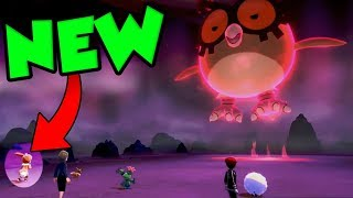 MORE NEW POKEMON SWORD AND SHIELD GAMEPLAY AND DETAILS!