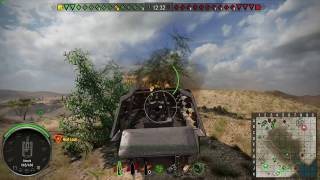 Blind Fire-World of Tanks [Xbox One Clip]