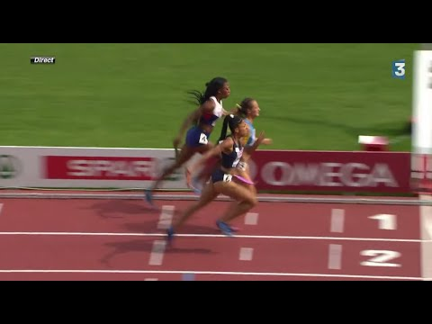 Incroyable finish aux 4x400m femmes à Zurich