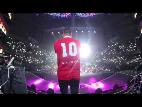Maluma – Santiago, Chile (Tour) (2016) videos