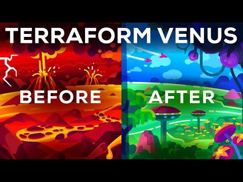 How To Terraform Venus (Quickly)