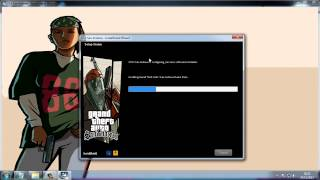 Cara Install Gta San Andreas Pakai CD/DVD Di PC