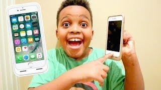 DESTROYED IPHONE REVENGE! Bad Baby Shiloh and Shasha - Onyx Kids