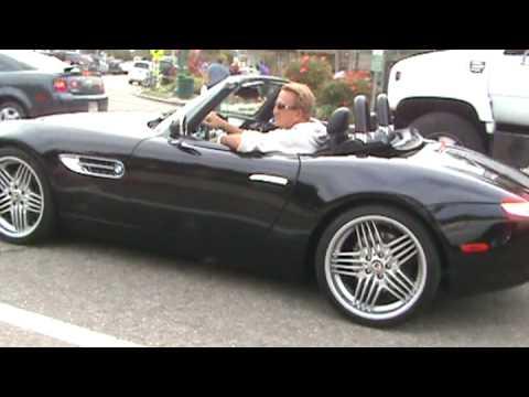 Bmw Z8 Alpina Drive By Youtube