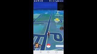 POKEMON GO (Game play #2 or #3?) RECORDED FOR NOTHING!!