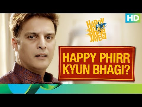 Happy Phirr Kyun Bhagi? | Jimmy Sheirgill