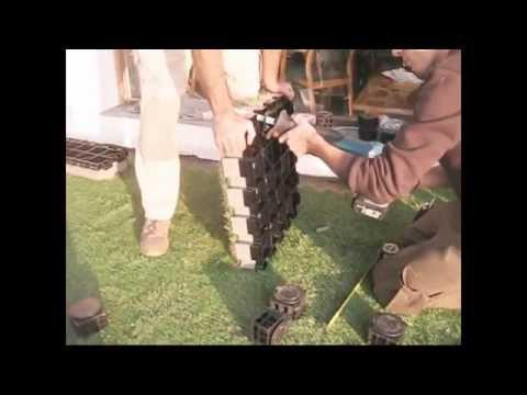 Roofingreen - fasi di posa