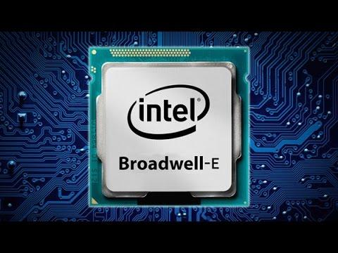 Обзор новых процессоров intel Core i7 на микроархитектуре Broadwell-E