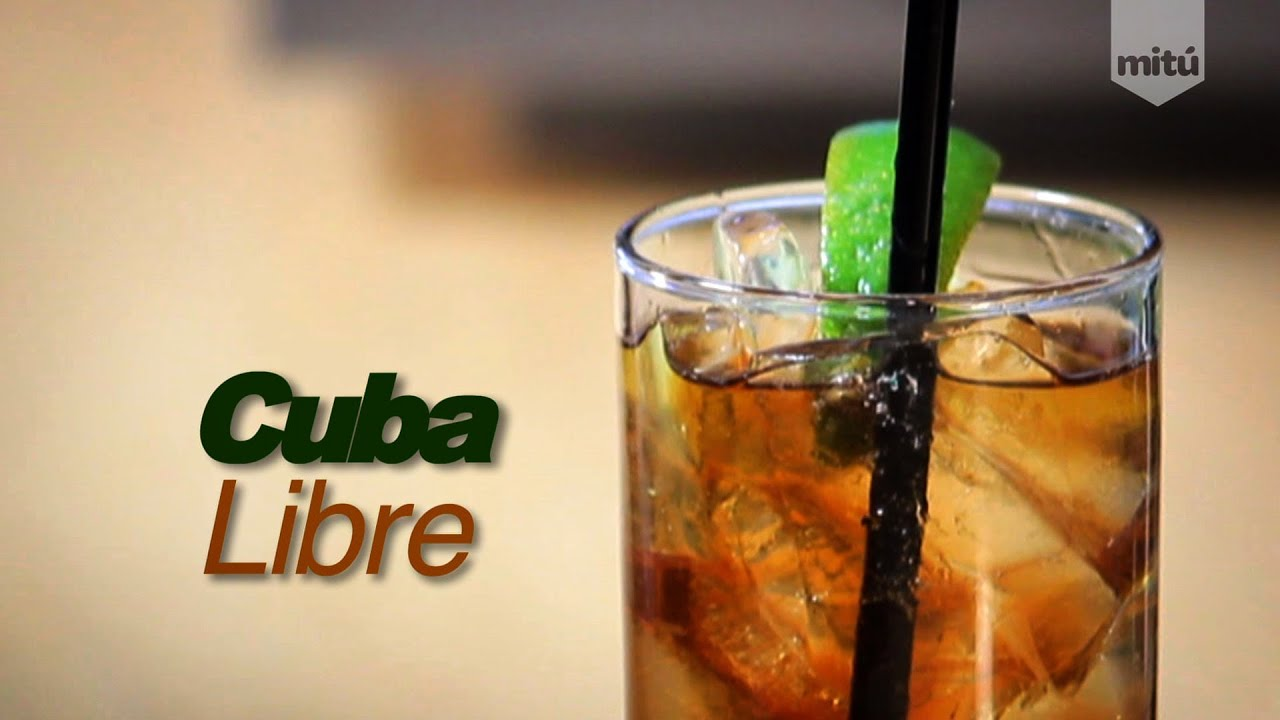 "How To Make A Cuba Libre - ""Happy Hour With Rey"" - YouTube"