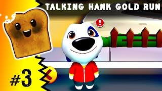 TALKING HANK GOLD RUN GAMEPLAY | Gadający Kotek Hank