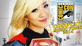 San Diego Comic Con (SDCC) - Cosplay Music Video - 2014