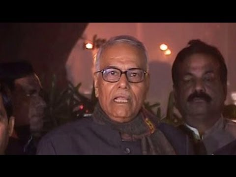 Govt has lost moral authority, PM should resign: Yashwant Sinha