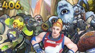 WORST Matchmaking Possible..?! | Overwatch Daily Moments Ep.406 (Funny and Random Moments)