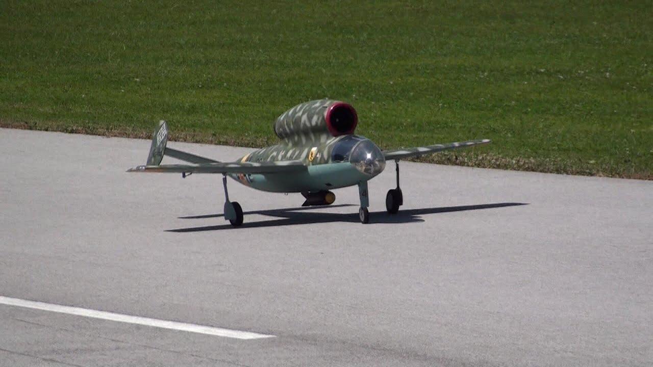 Henschel HS-132 E-Impeller Jet-Meeting Salzburg 2013/24 ... Henschel Hs 132
