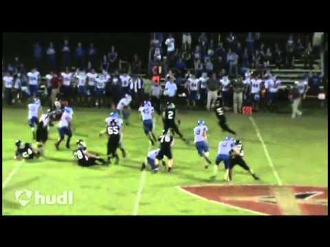Barret Martin - Senior Season Highlights