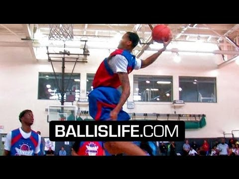 Top Players Showing OUT at 2013 Pangos All American Camp! OFFICIAL Mixtape!