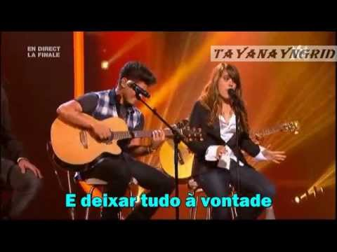 Bruno Mars the lazy song(legendado/traduçãoPT BR)[live X Factor France]