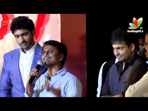 AR Murugadoss speech at Arima Nambi Audio Launch | Interview | Tamil Movie