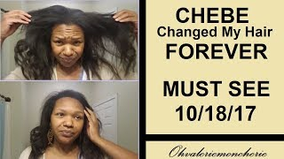 👍CHEBE CHANGED MY HAIR👍 MAJOR Hair Updates Because Of Chebe -  FOREVER