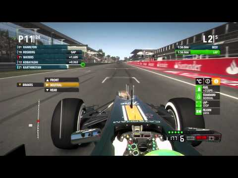 F1 2012 Review for Ps3/Xbox