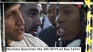 Video: Did Haile Selassie claim to be a Prophet? - Shamsi vs Rastafarian