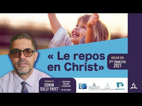 Introduction de l'école du sabbat 3ème tri. 2021 avec Sully Payet depuis Collonges-sous-Salève.