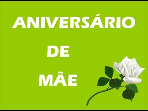 Telemensagem - Aniversário Mãe - Voz Feminina video