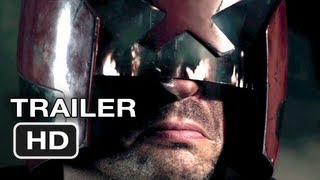 Dredd - Dredd 3D Official Trailer #1 (2012) - Karl Urban Movie HD