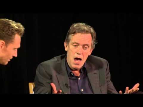 Hugh Laurie and Tom Hiddleston I Interview I TimesTalks