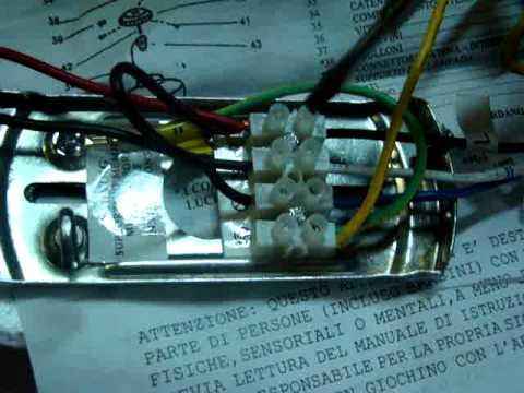 Aerazione forzata montaggio ventilatore a soffitto zephir for Ventilatori da soffitto bricoman