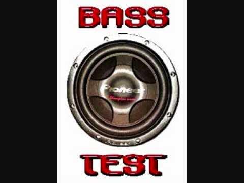 Teste de Som Hip Hop Bass 2011