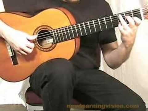 Flamenco Guitar - Bulerias intro, Sample Guitar Lesson in Solea