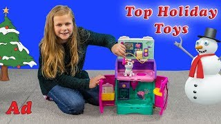 Assistant Finds The Top Disney Toys at Walmart with Vampirina and Minnie Mouse and Doc McStuffins