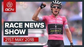 Giro d'Italia, Tour of California & Tour Of Norway | The Cycling Race News Show